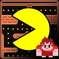 PAC-MAN: Ralph Breaks the Maze