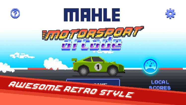 MAHLE Motorsport Arcade screenshot-0