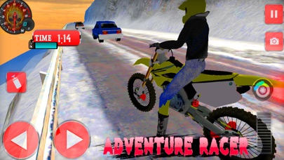 Offroad Bike Rider screenshot two