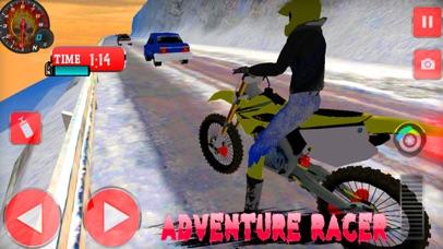 Offroad Bike Rider screenshot two