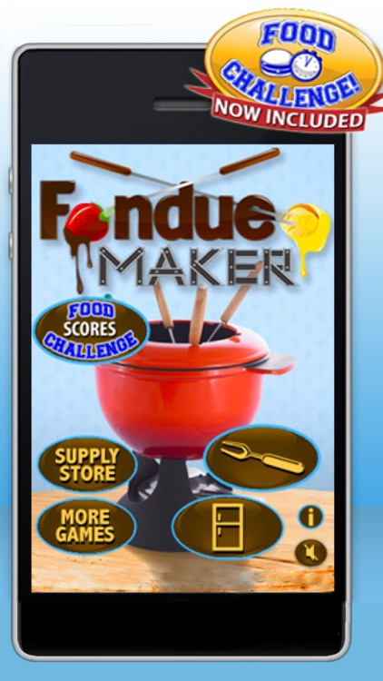 Fondue Maker screenshot-0