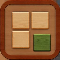 Wood Block Puzzle: Legend Game
