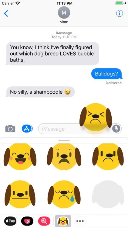 Doggmoji screenshot-3