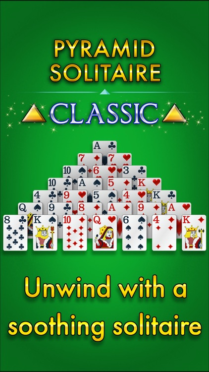 Pyramid Solitaire Classic screenshot-1