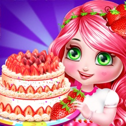 Strawberry Cake - To Shortcake