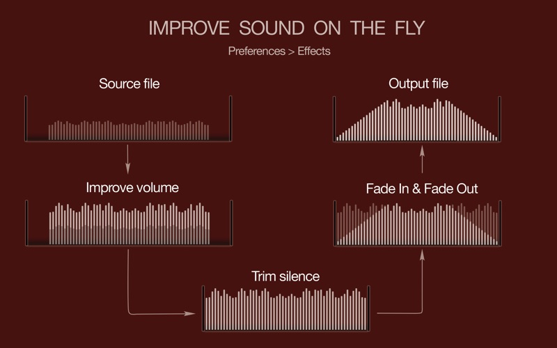 To Audio Converter Screenshot
