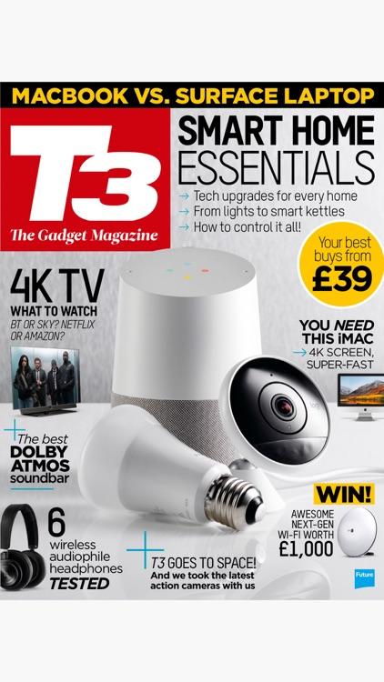 T3 - The Gadget & Technology Magazine