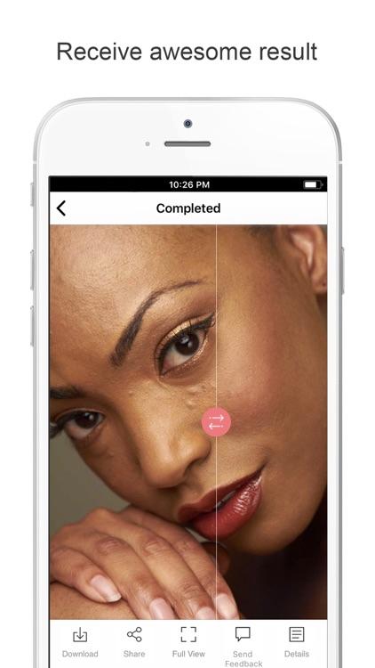 RetouchNow: Face & Body Editor screenshot-4
