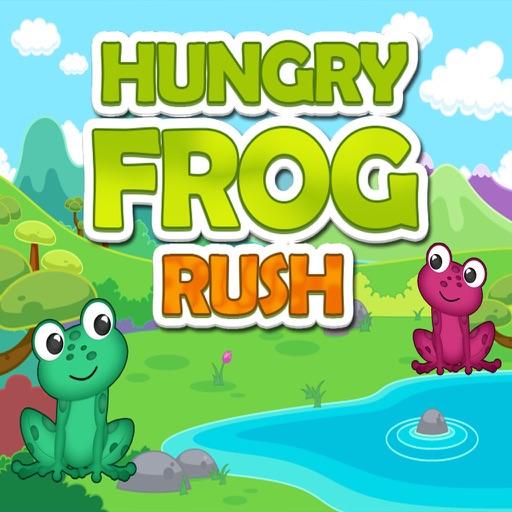 Hungry Frog Rush