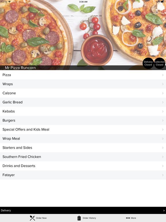 Mr Pizza Runcorn App Price Drops