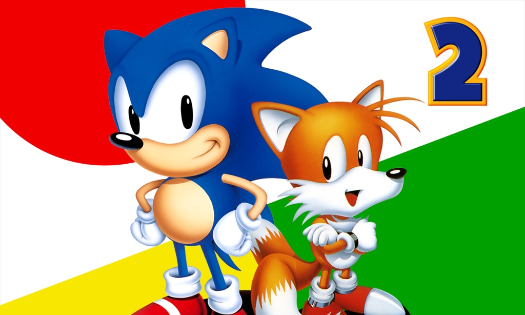 Sonic The Hedgehog 2 Classic For Apple Tv By Sega