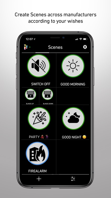 iHaus Smart Home screenshot-3
