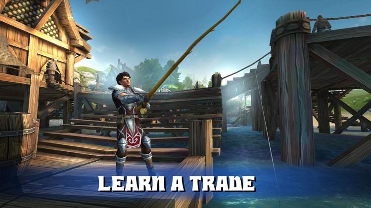 Celtic Heroes 3D MMO screenshot-6