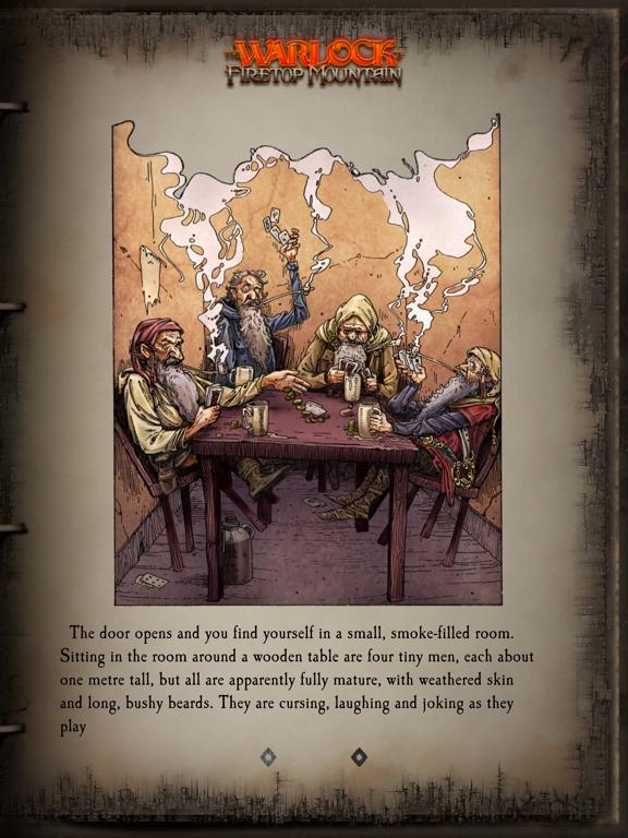 Fighting Fantasy Classics screenshot 10