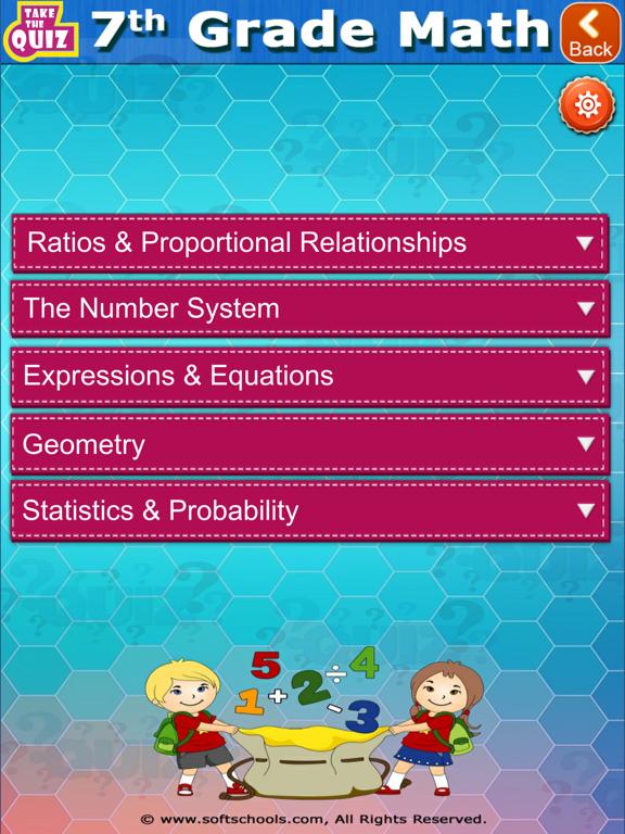7th Grade Math Test Prep | App Price Drops