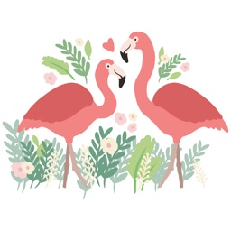 Flamingo FlamMoji Stickers Pack