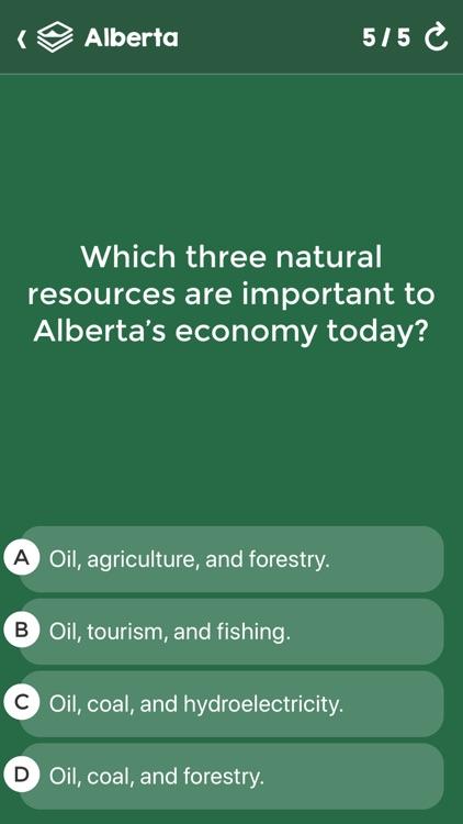 Canadian Citizenship Tests screenshot-5