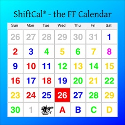 ShiftCal® - the FF Calendar