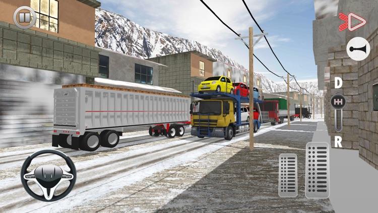 Offroad Cargo Transport Truck screenshot-4