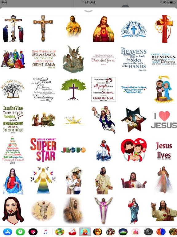 Bible Messages - Sticker Pack screenshot 6
