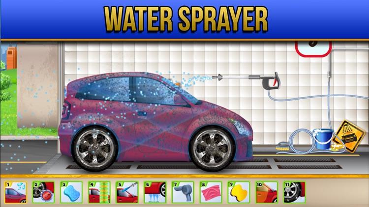 Little Car Wash Spa screenshot-7
