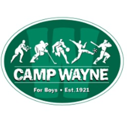Camp Wayne Boys Sticker pack