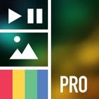 Vidstitch Pro for Instagram icon