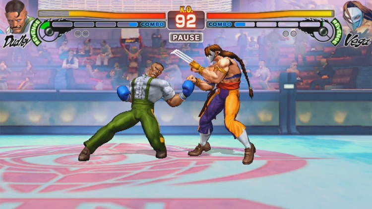 Street Fighter IV CE screenshot-6