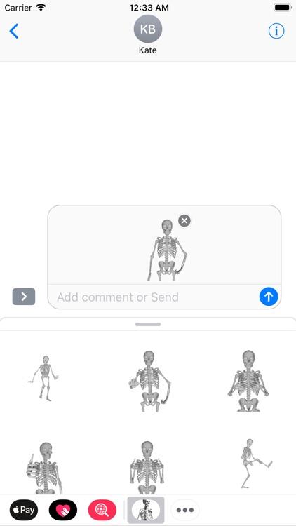 Skeleton Party screenshot-4