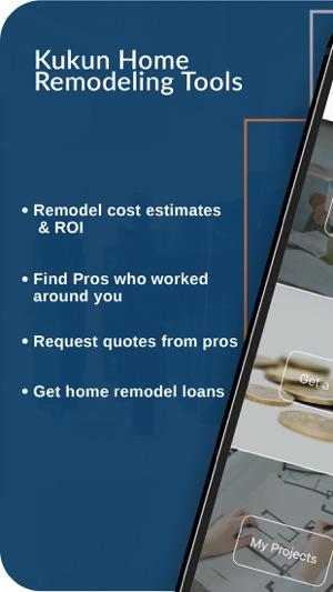 Kukun Home Remodeling Im App Store