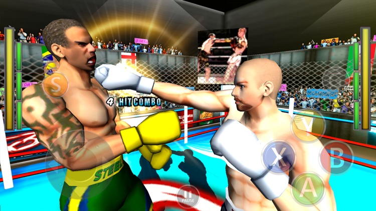 Fists For Fighting Fx3 screenshot-1