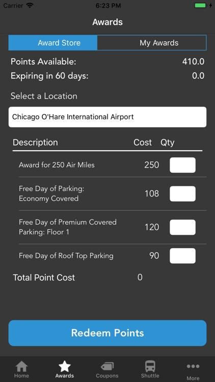 PreFlight Airport Parking screenshot-5