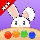 填色本 - 动物园 MAX icon