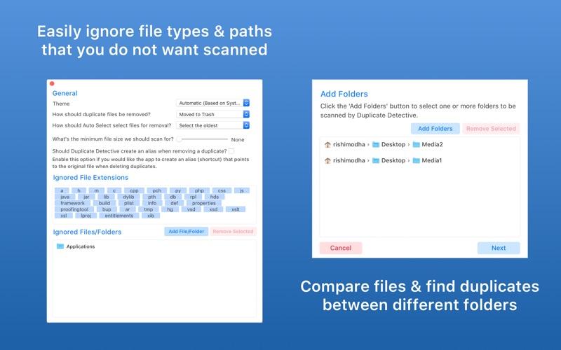 Duplicate Detective 2 Screenshot