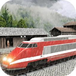 City Train Driving Sim