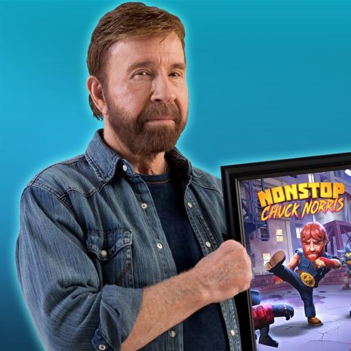 Nonstop Chuck Norris iOS App