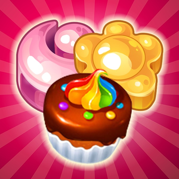 Sweet Candy - New Match 3 Puzzle Game with Friends