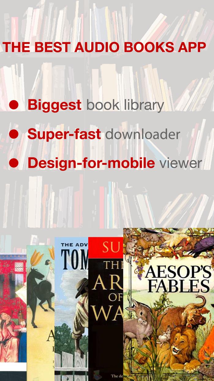 Audio Books #1 Screenshot