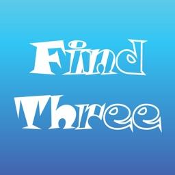 Find Three