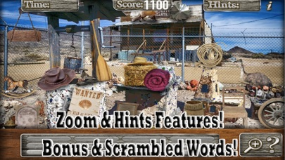 download Hidden Objects Ghost Town Time apps 2
