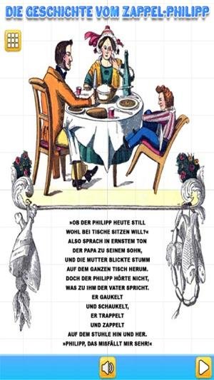 Das Struwwelpeter Buch Screenshot