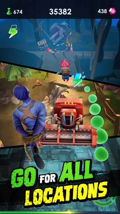 Zombie Run 2: Craft Fun Runner screenshot 5