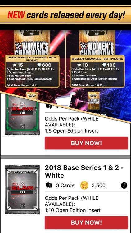 WWE SLAM: Card Trader screenshot-4