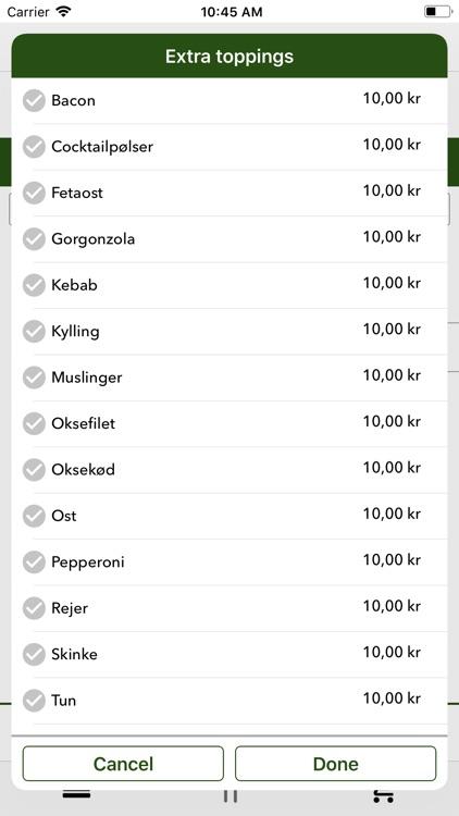 Kings BBQ og Pizzeria, Esbjerg screenshot-6