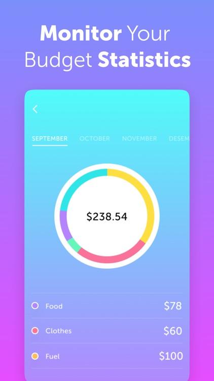 Aconta – budget planner screenshot-3