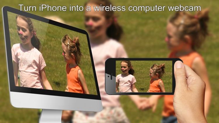 EpocCam HD Wireless PC Webcam