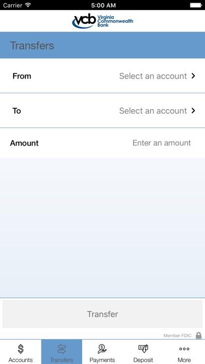 VCB Mobile Banking screenshot-4