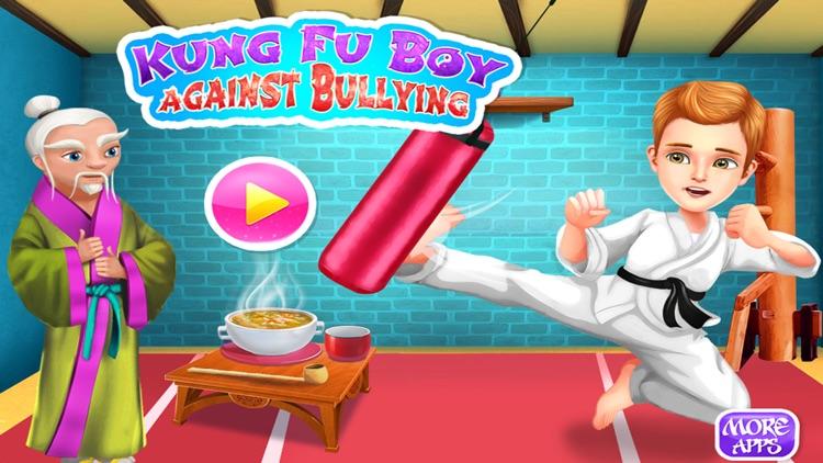 Kung Fu Boy against Bullying