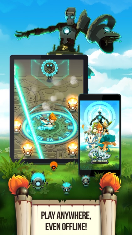 WAKFU : The Brotherhood screenshot-4