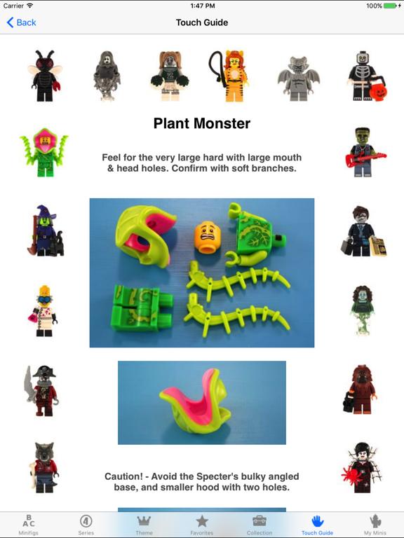 MyMinis - For LEGO® Minifigs ipad ekran görüntüleri
